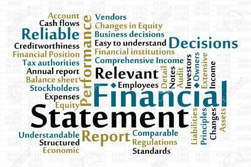 Financial Statement Preparation & Analysis